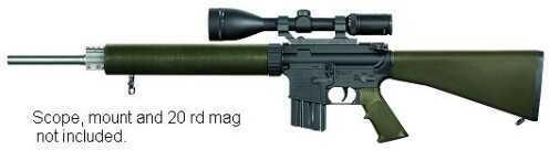 """ArmaLite M-15(T) 223 Remington /5.56 NATO 24"""" Barrel 10 Round Black Semi Automatic Rifle 15TBN"""