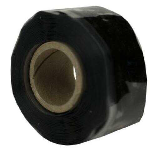 """Harbor Rescue Tape 1""""x12''x20mm Silicone Black USC01"""