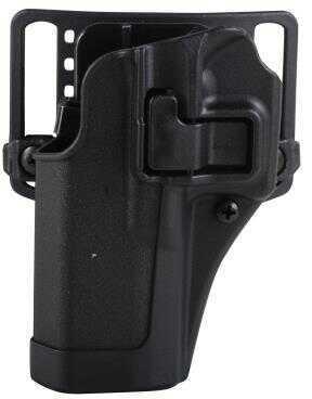 BlackHawk Backhawk Serpa Cqc Right Hand Holster For Glock 43