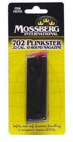 Mossberg 10 Round 22 Long Rifle Magazine For Model 702 Plinkster Md: 95702