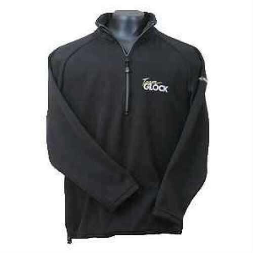 Glock 3X-Large Black Pullover Polar Fleece Md: AP60807