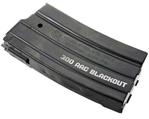 Ruger Mini-14 .300 Blackout Magazine 20 Rounds Matte Finish Black 90484