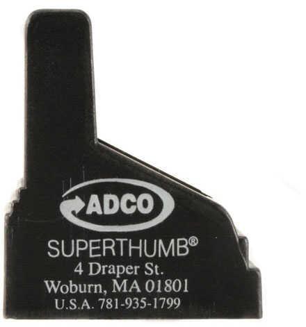 Adco International Adco Super Thumb II Magazine Loader For 9mm/45 Glock & Para Ordnance Pistols Md: ST2