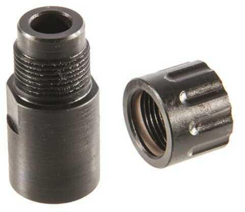 SilencerCo 22ADPT FN W/ Thread Protector Black Bbl Adapter AC77