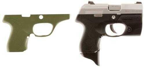 "Pistol Beretta USA JMP8D25LML Pico LaserMax Light With Green Extra Frame DAO 380 ACP 2.7"" 6+1 AS Black Poly Gr"