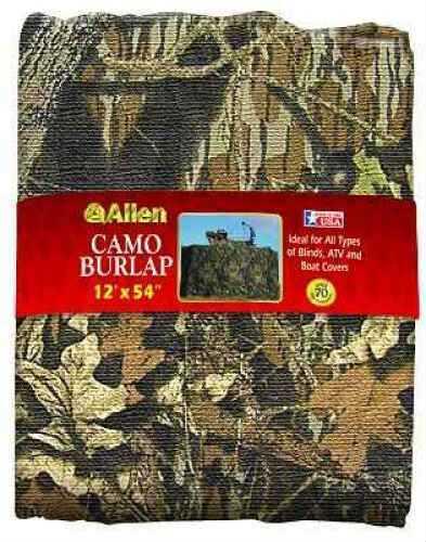 Allen Cases Blind Fabric Camo Burlap Fabric, Mossy Oak Break-Up 2563
