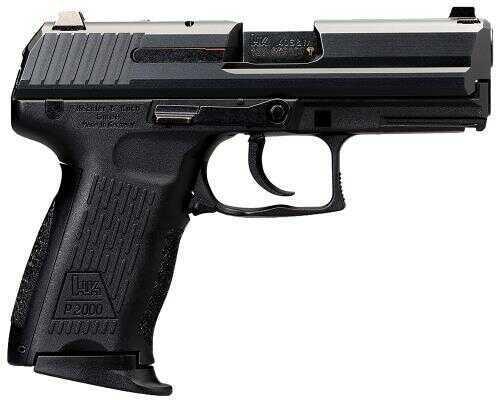 """Pistol Heckler & Koch P2000SK SA/DA 9mm Luger, 10 Round Capacity, 3.25"""" Barrel 709303-A5"""