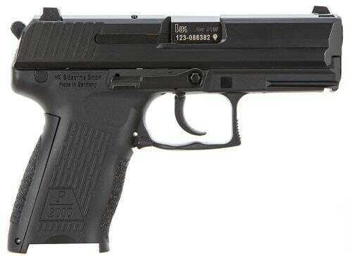 Pistol Heckler & Koch P2000 V3 DA/SA with Decock Button, 12 Round, 40 S&W M704203-A5