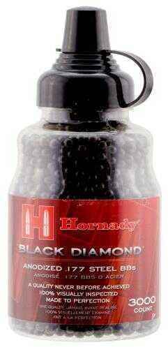 Umarex USA 2211057 Hornady Black Diamond 177 BB Steel 3000