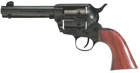 "Heritage Rough Rider 45 Colt 4.8"" Barrel 6 Round Cocobolo Grip Blued Finish Revolver RR45B4"