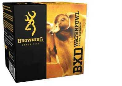 Browning BXD Waterfowl 12 Gauge 3.5 Inch 1.5 Ounce #2 Steel Shotshells, 25 Per Box Md: B193411242