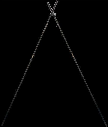 Stoney Point Field Stix Cross Stick Shooting Rest Black F2B38XXX