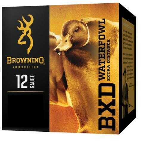 "Browning BXD 12ga 3.5"" 1-1/2 oz BB Shot Steel Waterfowl 1 case"