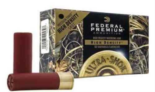 "Federal Cartridge Ultra Shok High Density 12 Ga. 3 1/2"" 1 5/8 Oz #BB Tungsten/Iron Shot 10 Rounds Ammunition Md: Phd1"