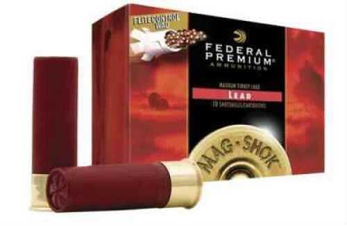 "Federal Cartridge 12 Gauge Shotshells by Federal Magnum Hi-Velocity 3 1/2"" 2 dram, 4 Shot (Per 10) PFC1394"