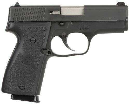 "Kahr Arms K9 Standard 9mm Luger 3.5"" Barrel 7 Round Polymer Grip Black/Stainless Steel Semi Automatic Pistol K9094"