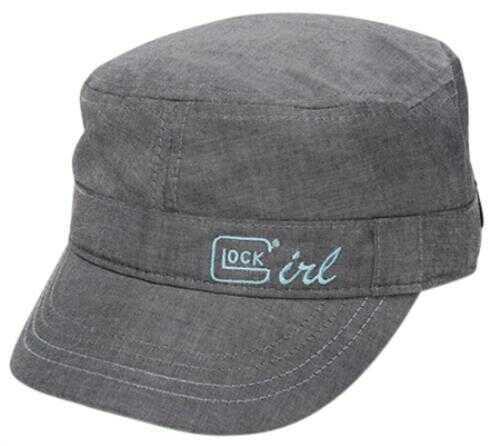 Glock Girl Corporal Grey Hat AS10008
