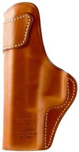 BlackHawk 421403bnr Inside The Pants Clip Holster Glock 17/19/23/32/36 Leather Brown