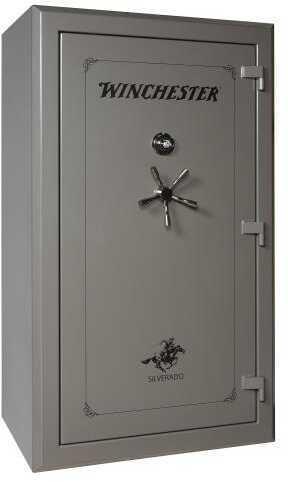 Winchester Safes S742010E Silverado Gun Safe Gun Metal Gray