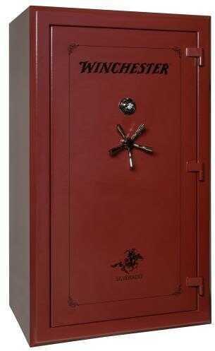Winchester Safes S724214E Silverado Gun Safe Burgundy