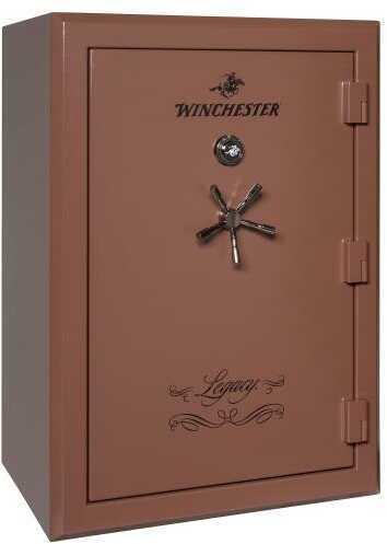 Winchester Safes L604213M Legacy Gun Safe Saddle Brown