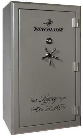 Winchester Safes L724210M Legacy Gun Safe Gun Metal Gray