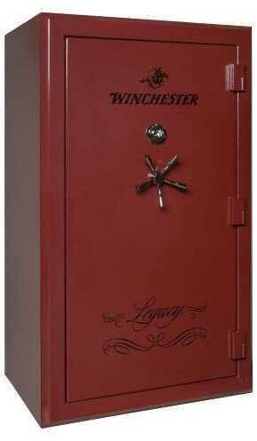 Winchester Safes L724214E Legacy Gun Safe Burgundy