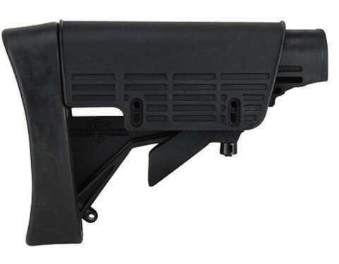 Advanced Technology Intl. ATI AR15 Strike Force 6 Position Stock Tan B2202213