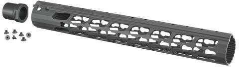 Ruger 90589 Precision Rifle 6005a-t6 Aluminum Black Hard Coat Anodized
