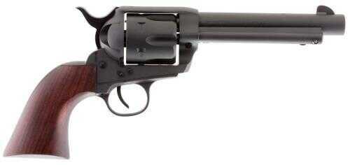 """Pietta Revolver 1873 SAA 5 1/2"""""""" Barrel 357 Magnum Case Hardened Frame Walnut Grip Pietta Pre War"""