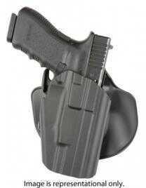 Bianchi 57 Remedy Holster Black Left Hand S&W Shield 23999