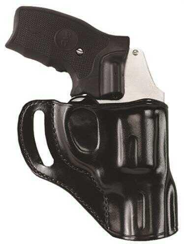 """Galco International Galco Ht800b Hornet Belt Holster 3.3"""" Barrel Glock 43 Steerhide Black"""