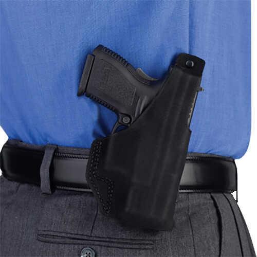 "Galco International Galco Pdl800b Paddle Lite 3.3"" Barrel Glock 43 Steerhide Center Cut Black"