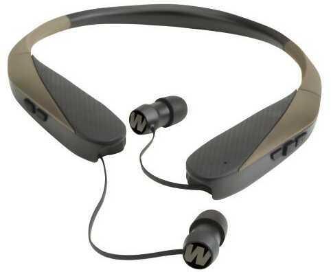 Walker's Game Ear / GSM Outdoors Walkers Game Ear Gwpnhebt Razor Xv W/bluetooth Electronic 31 Db Flat Dark Earth