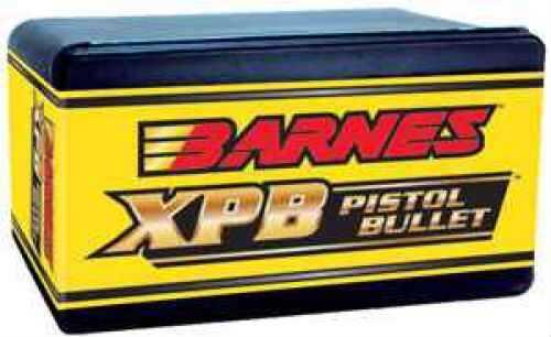"Barnes Bullets BAR 500SW 325Gr XPB .500"" 30665"