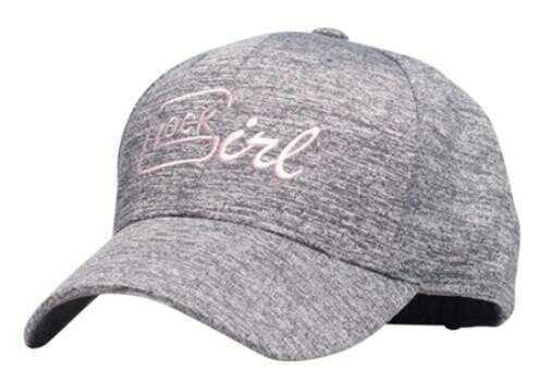 Glock AP70237 Girl/Heather Gray Hat Adj