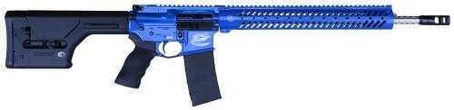 "Colt CCR Travis Gibson Semi Auto Rifle Signature 223 Remington 18"" Barrel 30+1 Rounds Black Magpul PRS Stock BlueMetal /Stainless Steel CRP18TG"