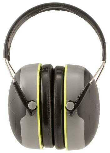 3M/Peltor Bullseye, Earmuff, Black, NRR 27, Foldin