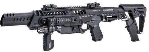 Command Arms Accessories Command Arms RONI-C-G2 Roni Handgun Aluminum/Polymer Black