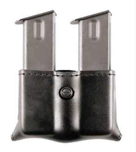 Safariland Double Magazine Pouch With Plain Black Finish 079186