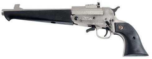 "Comanche Firearms Super Comanche 410 Gauge/45 Colt 10"" Barrel Synthetic Grip Nickel Single Shot Handgun SCP60000"