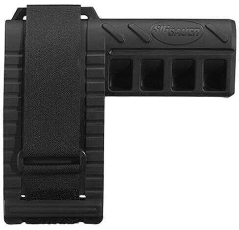 SigTac SBX15 Pistol Stabilizing Brace Gen 2, Black Md: SBX-AR-BLK
