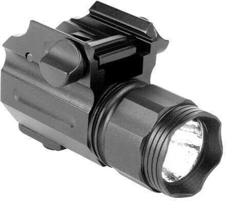 Aim Sports Inc. Compact Flashlight 220 Lumens Black