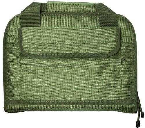 """Aim Sports Inc. Aim Sports Discreet Pistol Bag Polyester 13.6"""" L OD Green"""