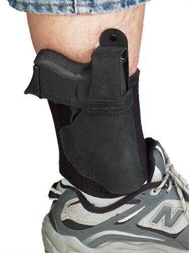 Galco International Galco Ankle Lite Glock 19/23/32 Holster Steerhide/Neoprene Black AL226