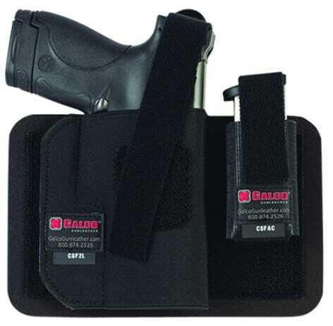 Galco International Galco Carry Safe Generation 2 Universal Nylon Black CSFA2M