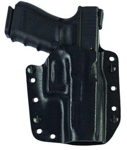 Galco International Galco Corvus Belt/IWB S&W M&P Compact 9/40, Right Hand Holster, Black Md: CVS474