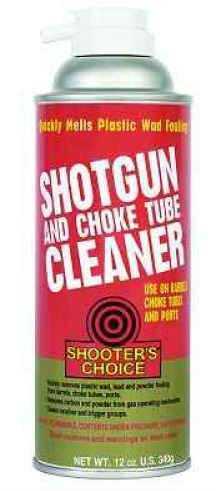 Shooters Choice Shotgun & Choke Tube Cleaner 12 Oz AERSL