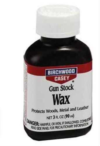 Birchwood Casey Gun Stock Wax 3 oz 23723