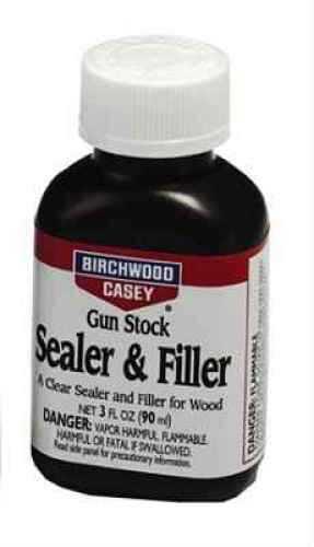 Birchwood Casey Gun Stock Sealer & Filler, 3oz 23323